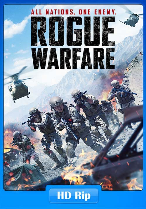 Rogue Warfare 2019 720p WEBRip x264 | 480p 300MB | 100MB HEVC