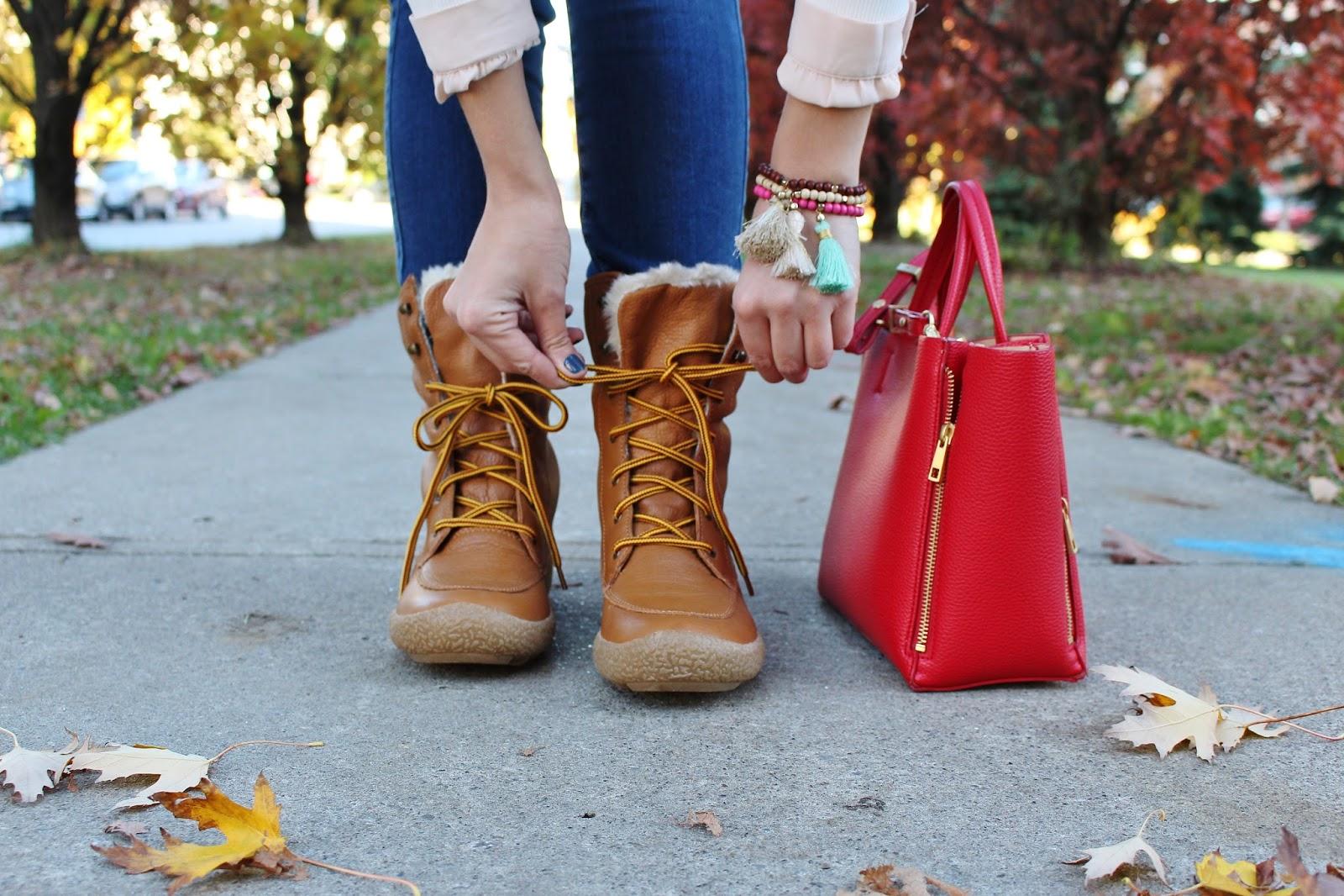 Bijuleni - Cougar Boots