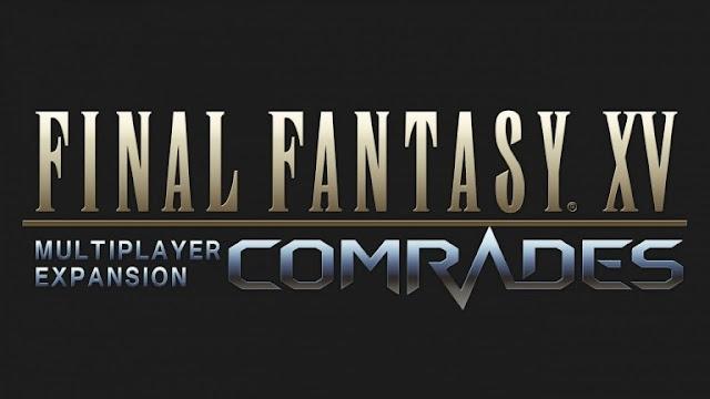 الكشف عن تاريخ إصدار حزمة Comrades للعبة Final Fantasy XV و تحديث دعم جهاز Xbox One X