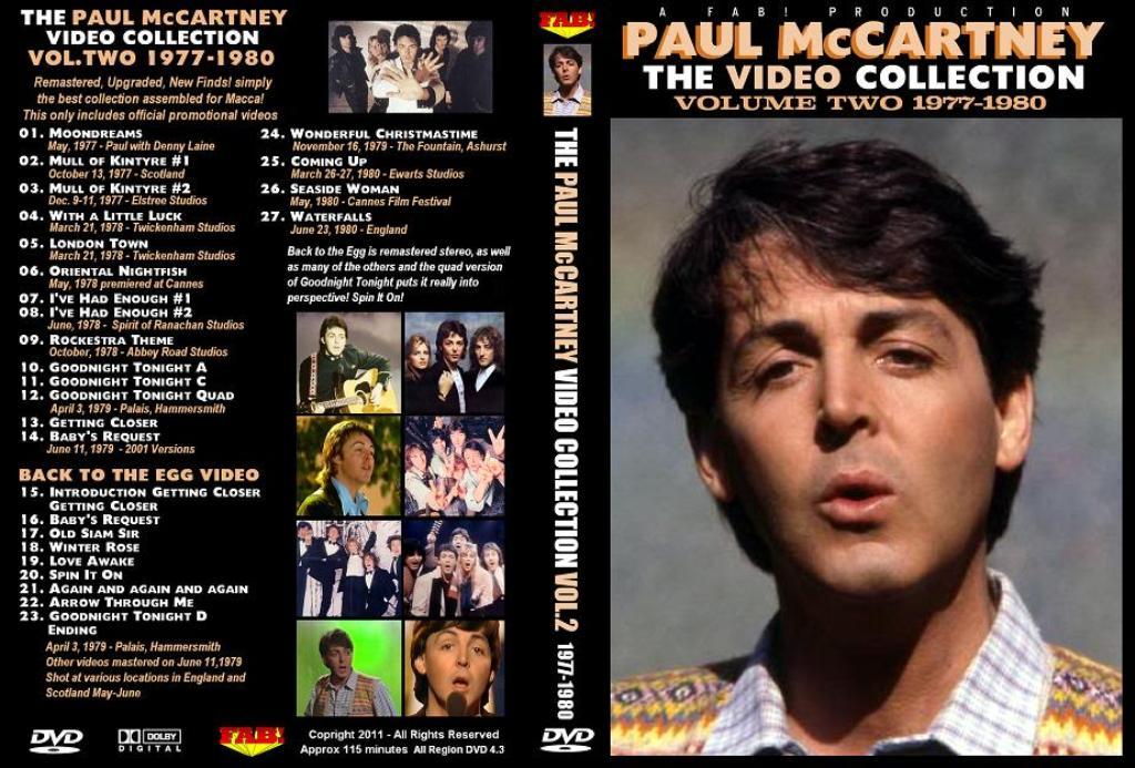 Deer 5001 Paul McCartney