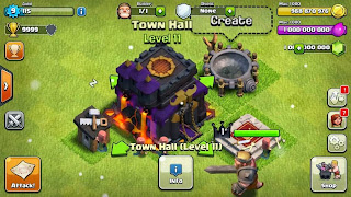 Clash of Clans 7.1.1 Hack Mod Apk Terbaru