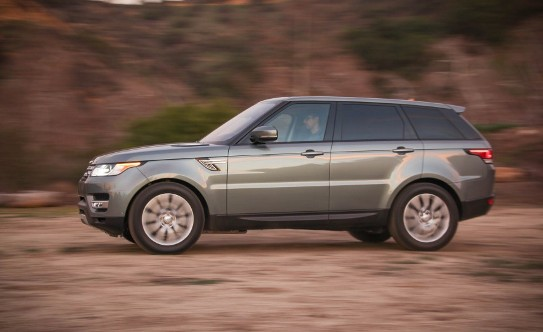 Range Rover Sport TD6 Type: silver Color
