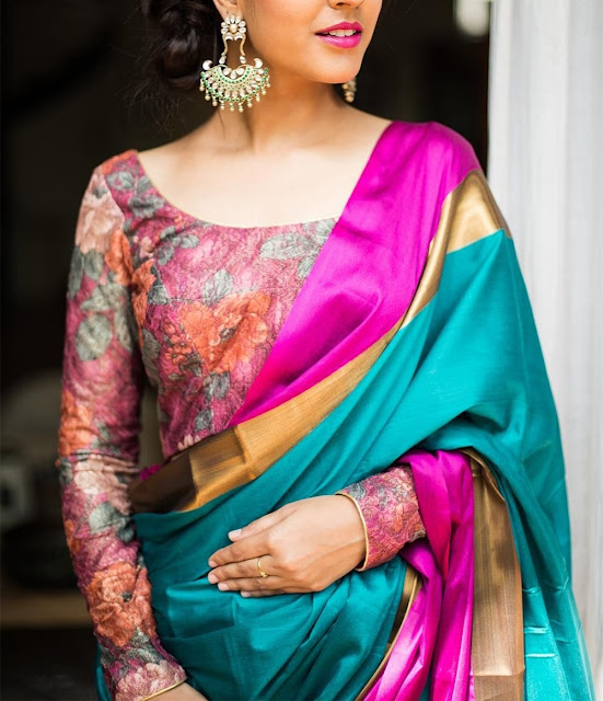 /2018/10/long-blouse-designs-for-net-sarees.html