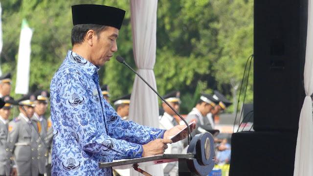 Ini Daftar Kenaikan Gaji Pokok PNS yang Dijanjikan Jokowi