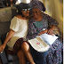 Patience Ozokwor, Nollywood and Gollywood stars enroute London for the launch of Mary Njoku's TV channel (PHOTOS)