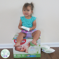 Huggies at Sam's Club | Kat Stays Polished