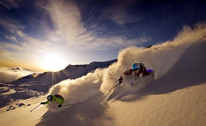 Ushuaia Winter Sports