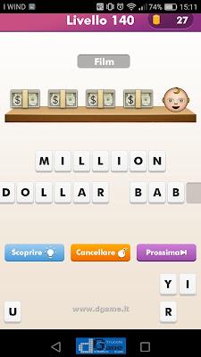 Emoji Quiz soluzione livello 140