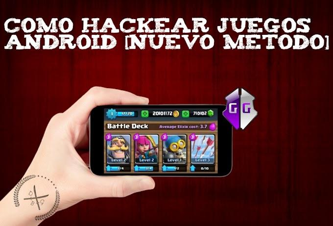 Como Hackear juegos android. [ NUEVO MÉTODO ]