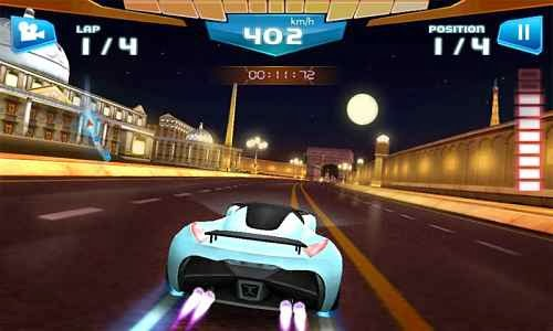 jogo android de corrida Corrida Rápida 3D - Fast Racing para Android