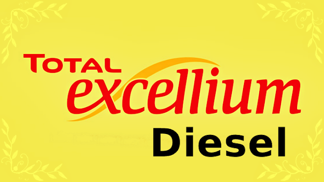 TOTAL EXCELLIUM DIESEL: Earth Friendly Formula