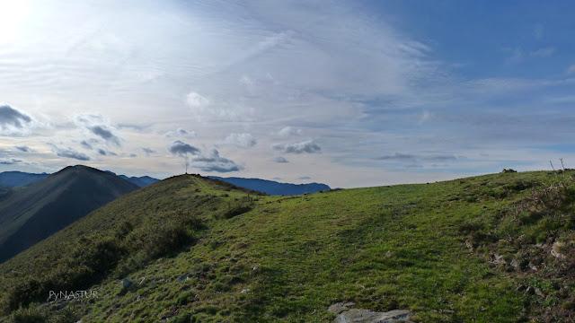 Cerro del Tombu - Piloña - Asturias