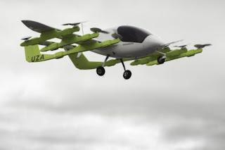 Pesawat Listrik eVTOL