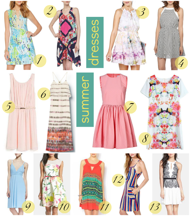 Shop Summer Dresses, Tanvii.com