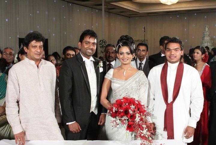 Nadini Premadasa's Wedding ~ Sri Lankan Stars