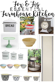Best Stores For Farmhouse Kitchen Items