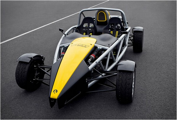 ariel atom   formula 1 inspired street legal car   bonjourlife