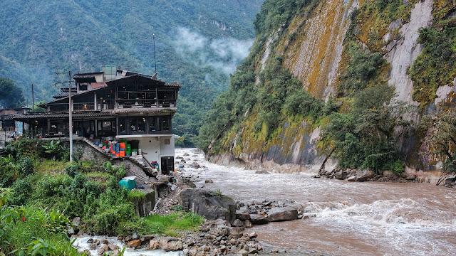 Fujifilm X70 Travel Peru Aguas Calientes