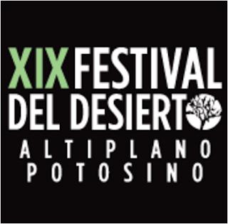 festival del desierto potosino 2017
