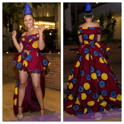 AMVCA 2016 after party fiberisima ibinabo