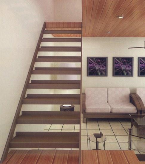 Tangga Minimalis Untuk Rumah 2 Lantai