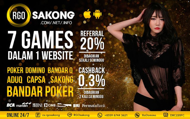Link Alternatif RGOSAKONG | Website Judi Online Terpecaya