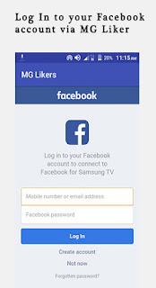 MG Liker- screenshot 1