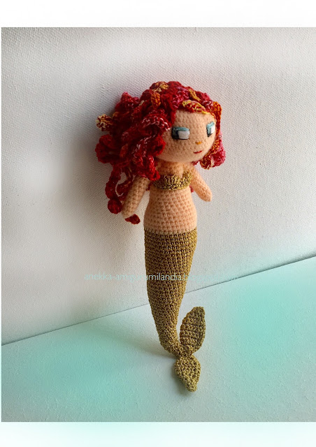 amanda sweet doll mermaid