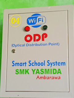 Pengertian Optical Distribution Point (ODP)