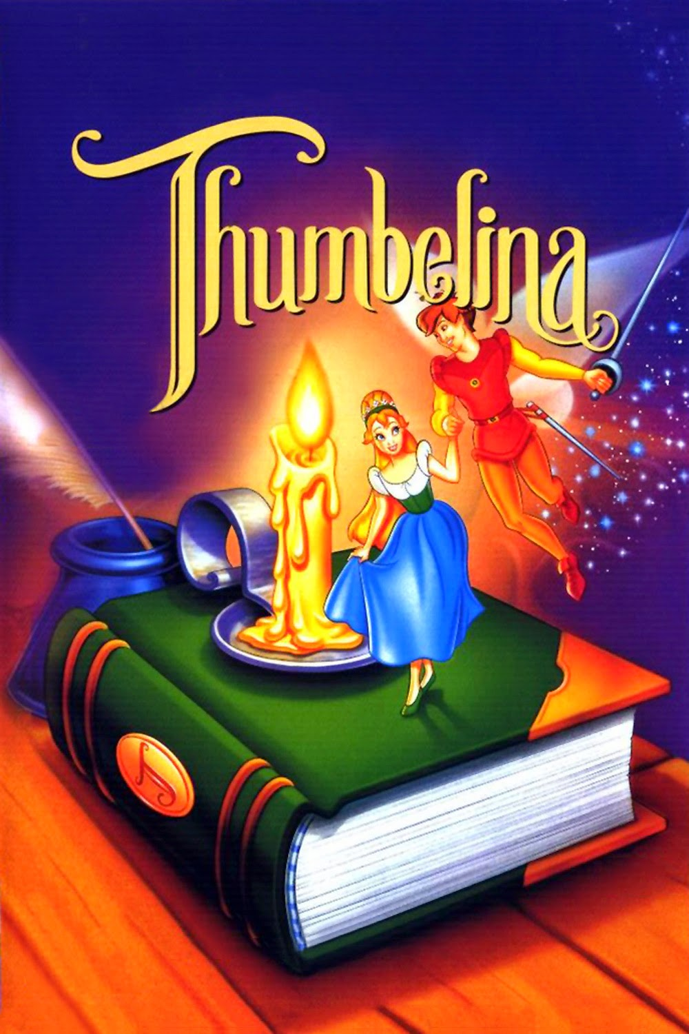 Watch Thumbelina (1994) Online For Free Full Movie English Stream