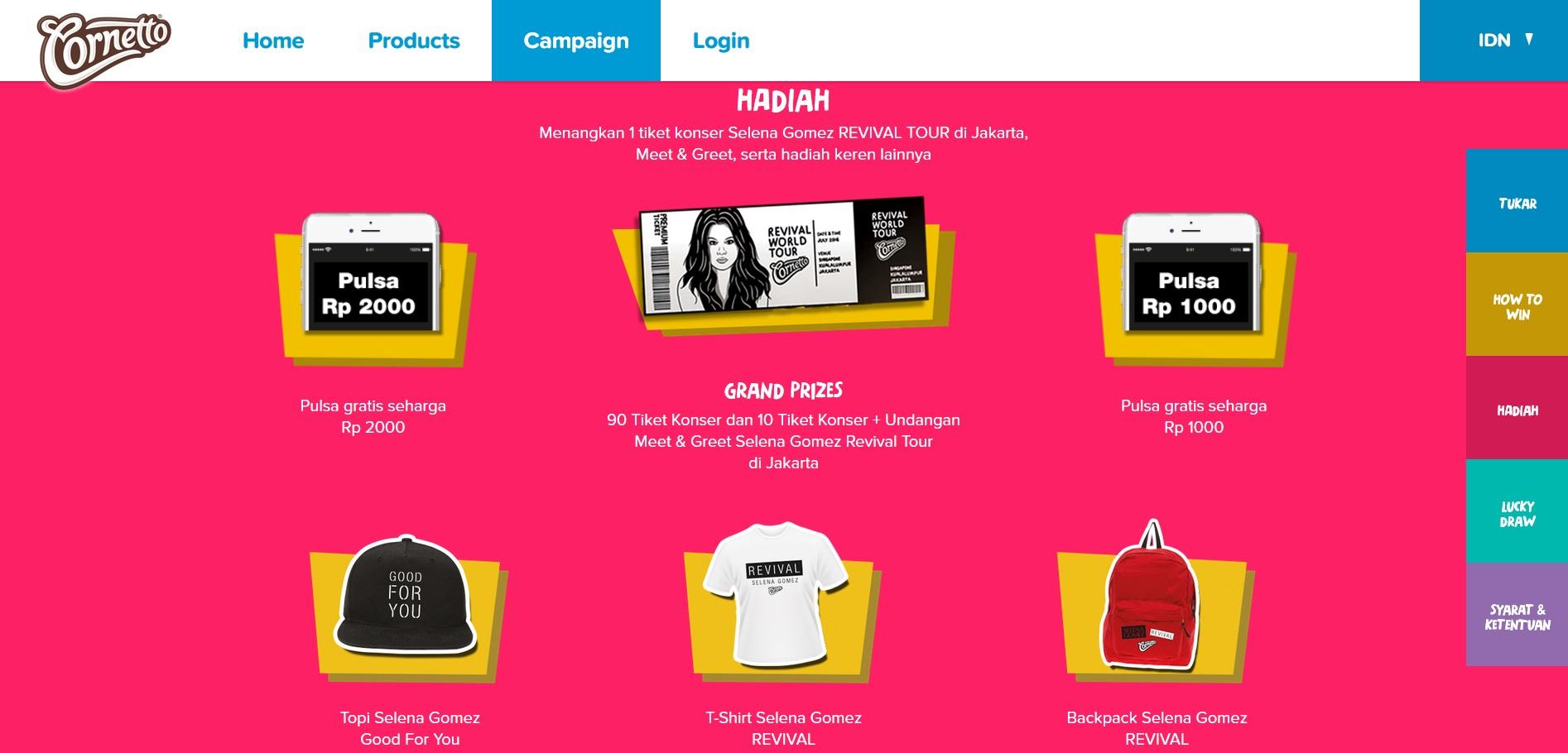 T-Shirt Selena Gomez Revival