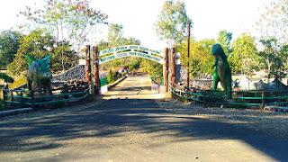 GHUGHWA FOSSIL NATIONAL PARK DINDORI