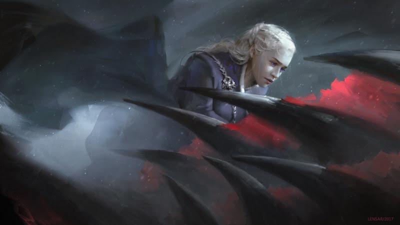 Daenerys Targaryen HD