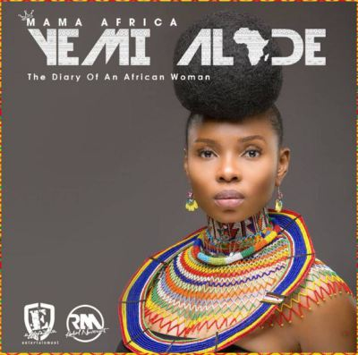 Psquare, Sarkodie, Sauti Sol feature on Yemi Alade's 2nd album, 'Mama Africa'