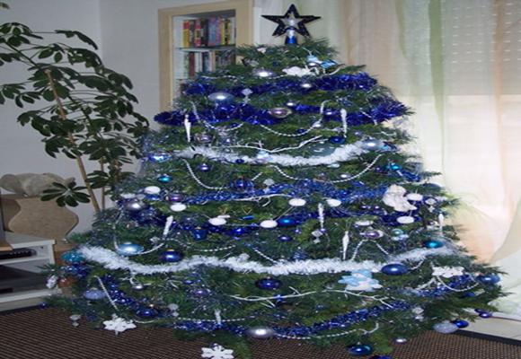Natal-árvore-chique