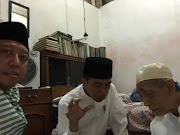 Mbah Moen Doakan Jokowi Jadi Pemimpin Amanah