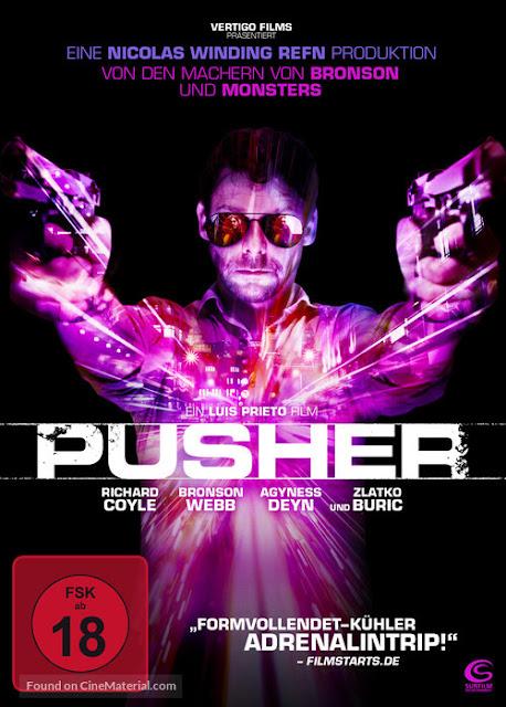 Pusher (2012) ταινιες online seires xrysoi greek subs
