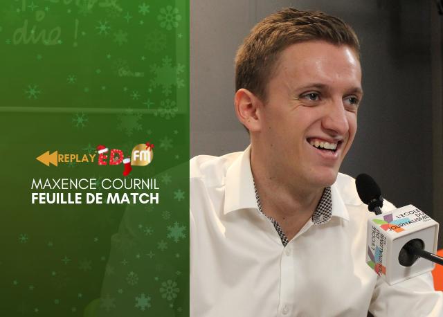 REPLAY - Feuille De Match - Vendredi 14 décembre 2018