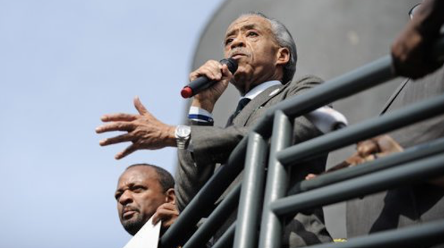 Outrage Over Rev. Al Sharpton's Honorary Doctorate from Medgar Evers College