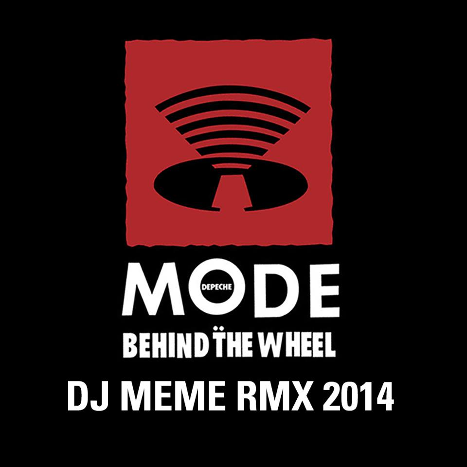 Sucessos De Sempre Depeche Mode Behind The Wheel Dj