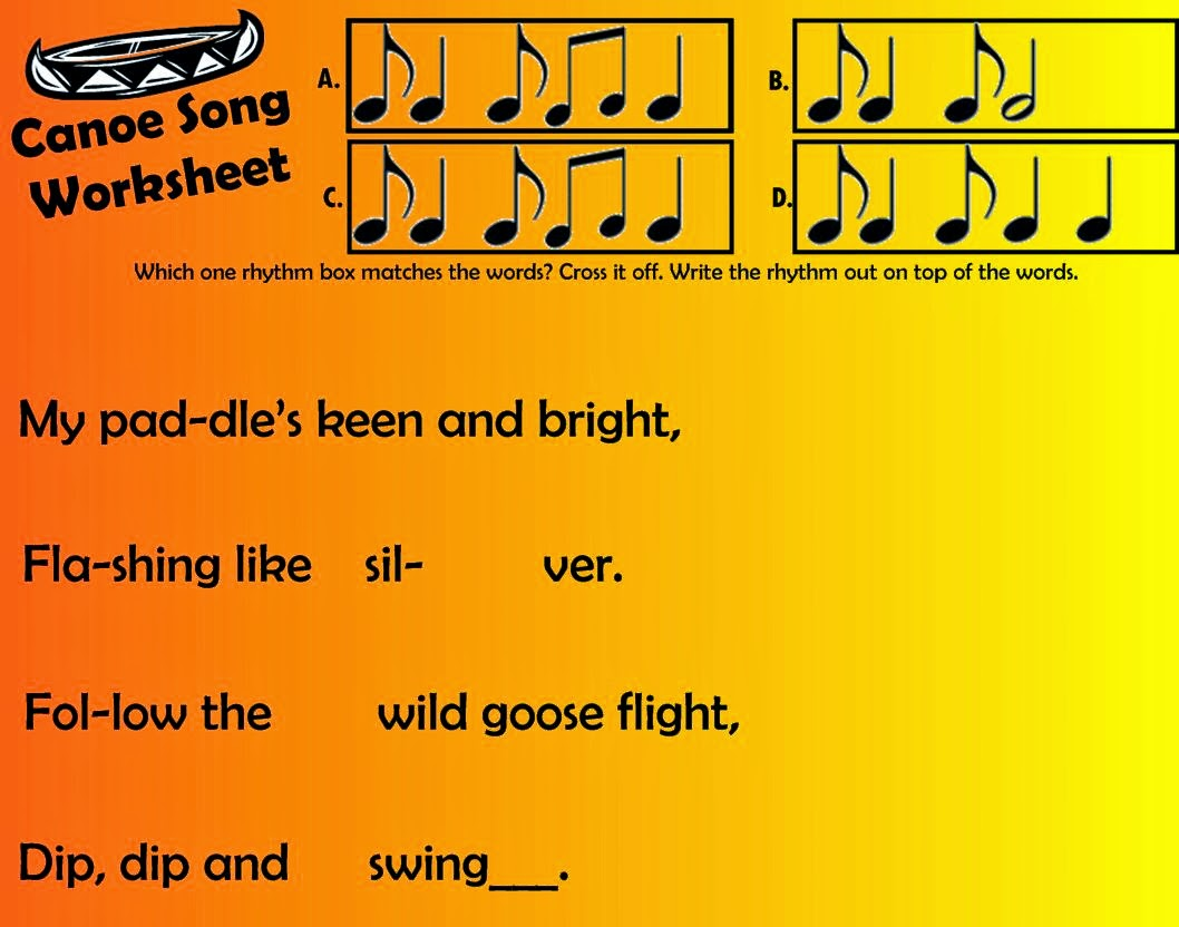 Stay Tuned 2 4 Tuesday Free Smartboard Rhythms And A