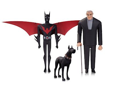 DC Collectibles Batman Beyond Action Figures