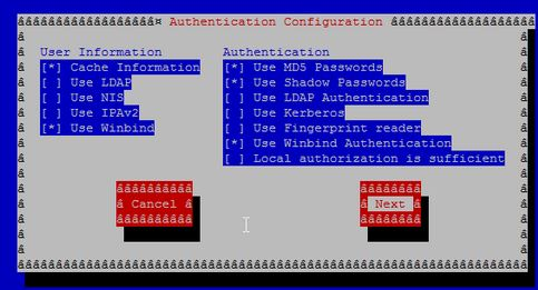 Technology: Join Linux to active directory domain and setup a samba