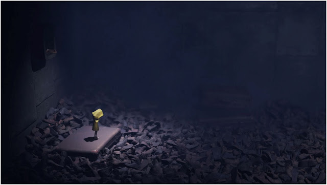 Little Nightmares offer lonely experience