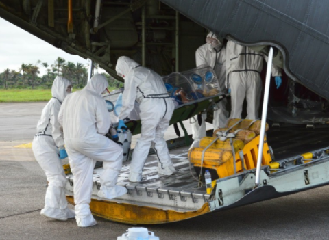Fresh Outbreak of Ebola in Congo; NIS imposes airport screenings henceforth