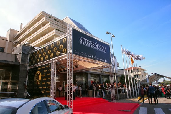 red carpet Sitges