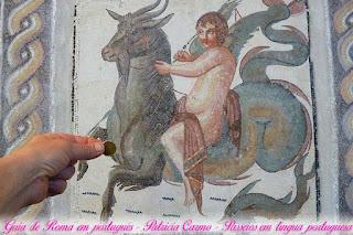mosaico palacio massimo turismo roma portugues - Museu Nacional Romano do Palácio Máximo