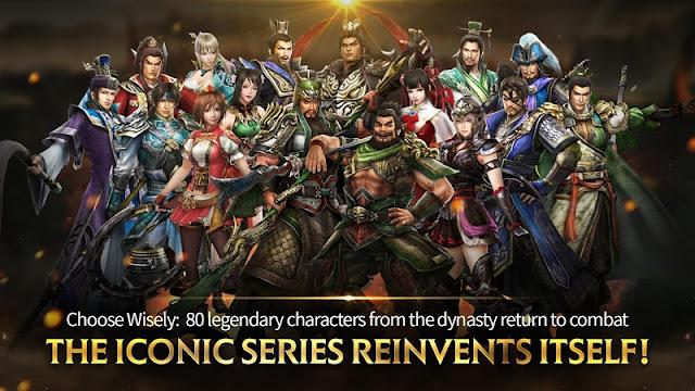 พบกับขุนศึกที่ท่านชื่นชอบอีกครั้งใน Dynasty Warriors: Unleashed