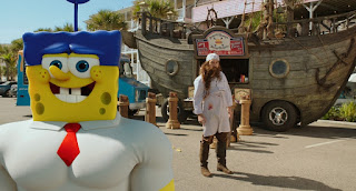 the spongebob movie sponge out of water antonio banderas