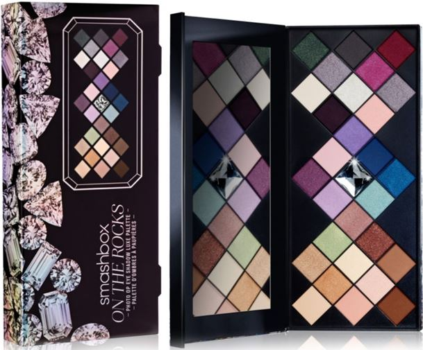 All the eyeshadows you will ever need in one mega palette from Smashbox, Cynthia Rowley and Urban Decay!